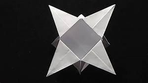 Comment Faire Une Boite En Origami : origami facile volume ~ Dallasstarsshop.com Idées de Décoration