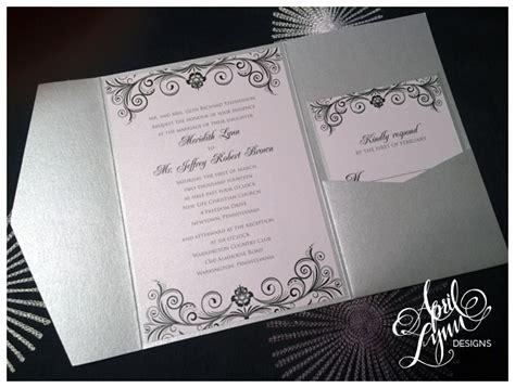 Meridith + Jeff's Wedding Invitation Suite