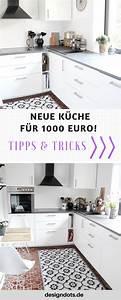 Küche Für 1000 Euro : neue k che f r 1000 euro kitchen pinterest wohnung renovieren haus und k che renovieren ~ Markanthonyermac.com Haus und Dekorationen