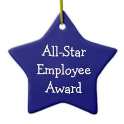 Star Employee Award