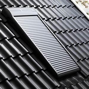Hitzeschutz Fenster Außen : velux dachfenster jalousien jalousetten licht und schatten genau regulieren ~ Watch28wear.com Haus und Dekorationen