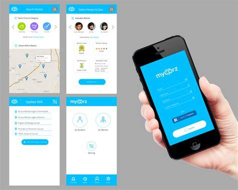 sribu desain aplikasi mobile design mobile apps penyedia