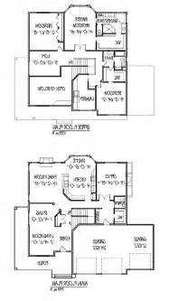 two story home plans small 2 story house plans two story house plans the house plan shop small two story house