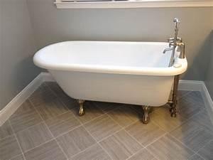 Bathroom Stunning Claw Foot Tub Bathroom To Redecorate