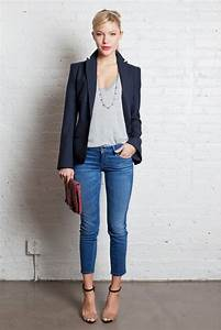 Blazers For Girls With Jeans | www.imgkid.com - The Image Kid Has It!