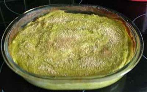 recette gratinee de haricots verts facile  rapide