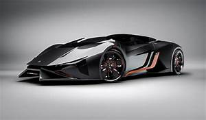 Lamborghini Diamante Concept - Car Body Design