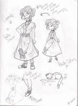 Poodle Skirt Drawing Skirts Deviantart Getdrawings Drawings sketch template