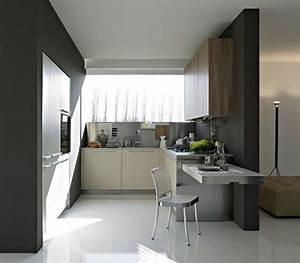 Cucina penisola estraibile (Foto 10/40) Design Mag