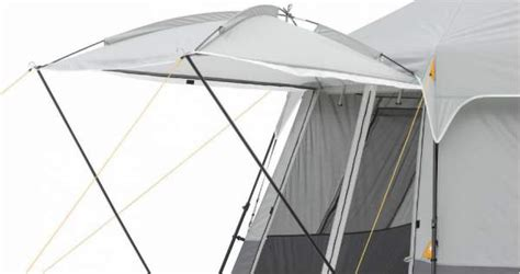 ozark trail  person instant hexagon cabin tent    feet family camp tents