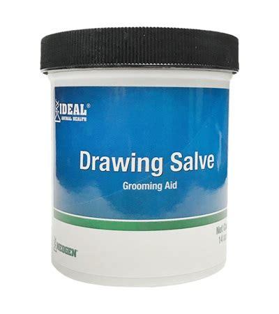 ideal animal health drawing salve  oz jacks