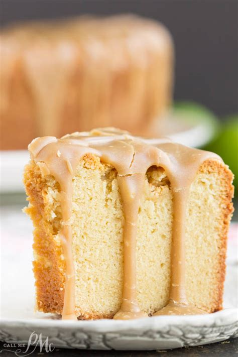 cold oven brown sugar whipping cream pound cake call  pmc