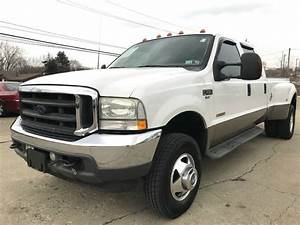 2003 Ford F350 Lariat Dually Diesel Powerstroke 4x4 Crew
