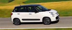 Monospace Fiat : fiat 500 l le loft roulettes automobile ~ Gottalentnigeria.com Avis de Voitures