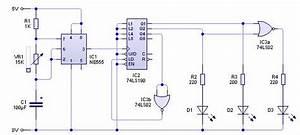 Elektronika Industri  Rangkaian Lampu Lalu Lintas