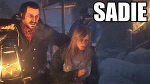 RED DEAD REDEMPTION 2 - Saving Sadie Adler / Introduction ...