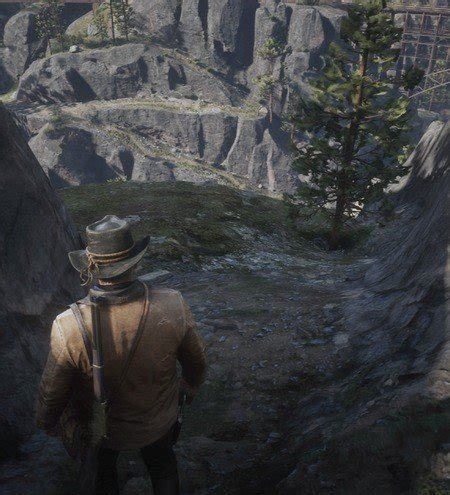 treasure redemption dead map locations stakes guide maps gold bars rich hole cliff face
