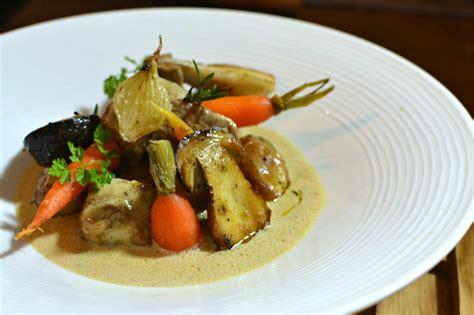 recette de cuisine cuisse de poulet blanquette de veau aux cèpes la version gastronomique de