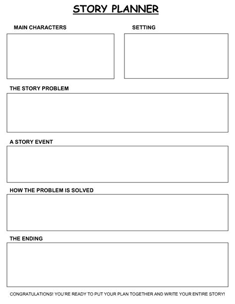 story mountain planning sheet ks picture picture craft