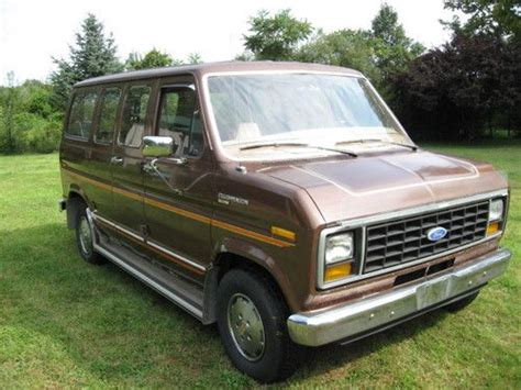 ford  series van  sale page    find
