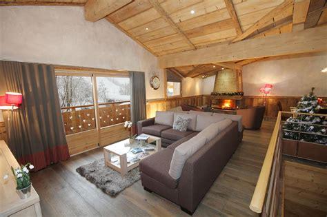 les gets les gets ski resort catered ski chalets