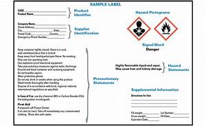 osha aims to save lives with refrigerant labeling mandate With ghs shipping label requirements