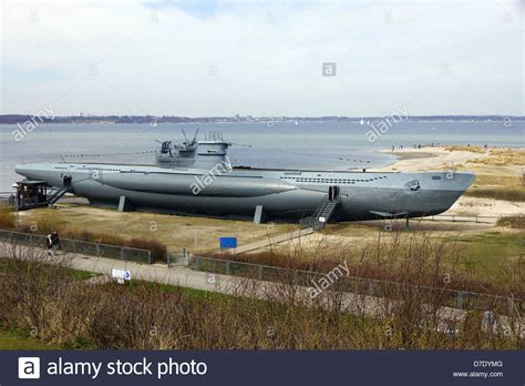 U Boat Pictures by Submarine U Boat U995 Laboe Germany Stock Photo