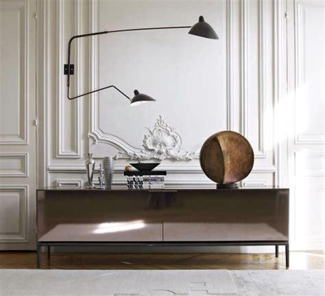 Serge Mouille Le by Serge Mouille Two Arm Wall L Design De Maison