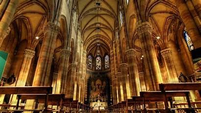 Vatican Cathedral Wallpapers Sacred 4k Purgatory Chiesa