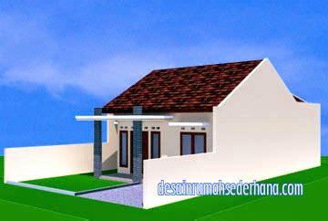 desain rumah minimalis  lantai type  luas tanah