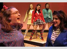 'Heathers' Chalks Up A New Blackboard Jungle Syracuse