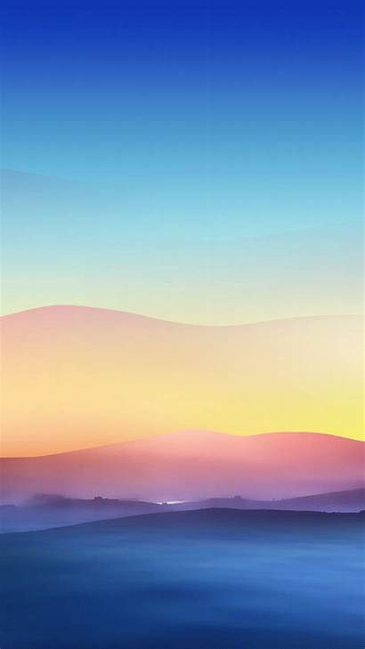 Iphone Ios Wallpapers Ipad Nature Landscape Mountains