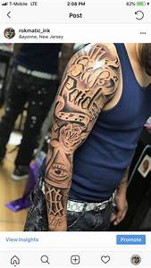 Tattoo sleeve for men   Tattoos for guys, Sleeve tattoos