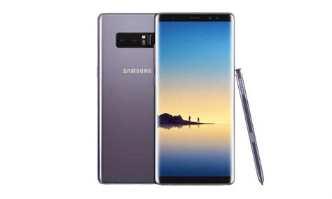 does the samsung galaxy note 8 feature an ir blaster