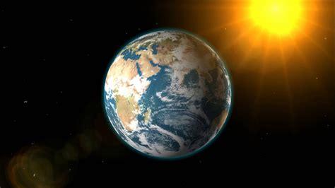 Sun Earth Moon Earth Sun And Moon 3d Youtube