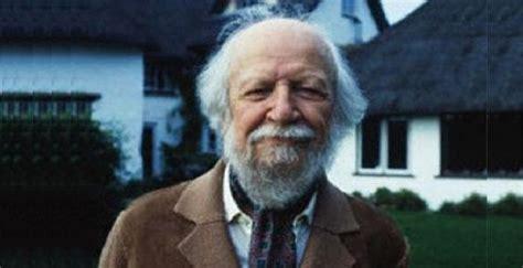 william golding biography childhood life achievements