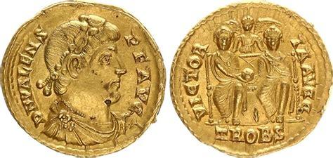 Solidus Ma by Solidus 364 378 Antike R 246 Mische Kaiserzeit Valens