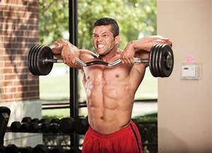 Upright Rows  Widen Your Grip For Bigger Delts