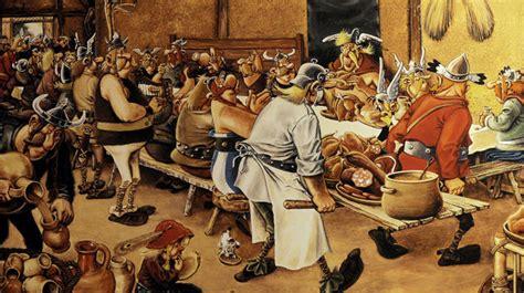 grille de cuisine le banquet gaulois