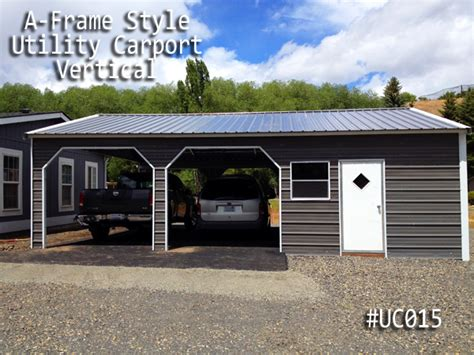 attached wood carport kit prices