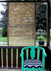 Patio privacy screens car interior design for Simple and easy backyard privacy ideas