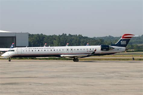 File:Canadair CL-600-2D24 Regional Jet CRJ-900, US Airways ...