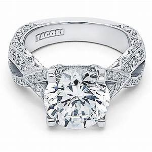 Friday rocks featuring tacori the yes girls for Wedding rings tacori