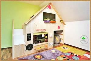 Kinderzimmer Für 2 Kinder : hochbett f r 2 kinder selber bauen ideen f r zuhause ~ Lizthompson.info Haus und Dekorationen