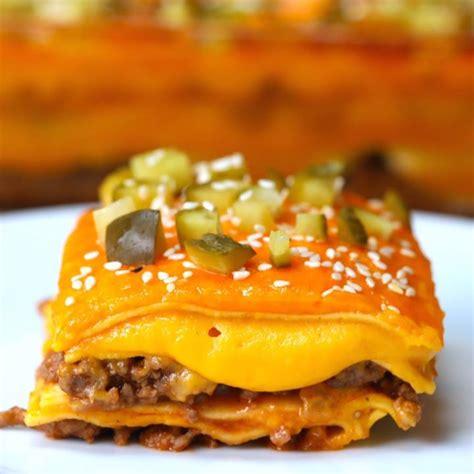 lasagna pockets cooking tv recipes