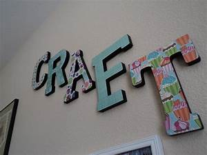 crafty vegas mom more scrapbook wood letters With scrapbook wooden letters