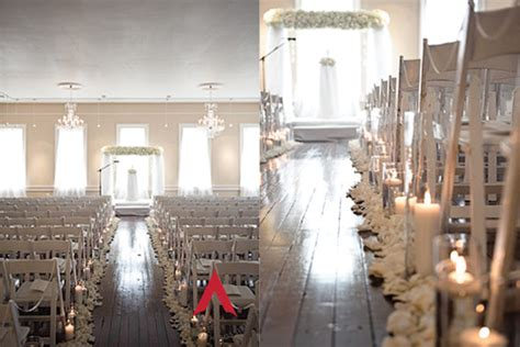 Unique Aisle Decor Elizabeth Anne Designs The Wedding Blog