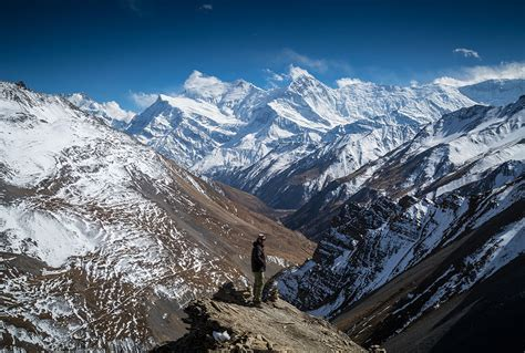 annapurna circuit trekking eagle eye treks  expedition