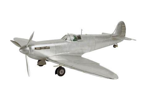 1936 Spitfire Fighter Airplane Model