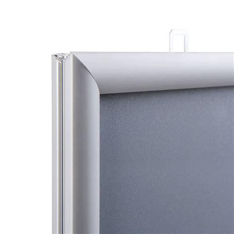auf gehrung sä display doppelseitiger klapprahmen 70x100 cm ecken auf